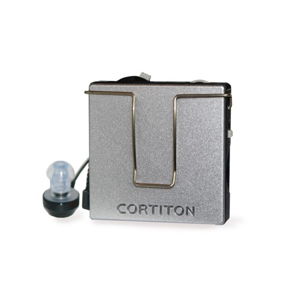 コルチトーンポケット型補聴器